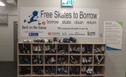 Free Skates to Borrow at the LCLC