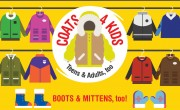 Coats for Kids. Teens and Adults Too.