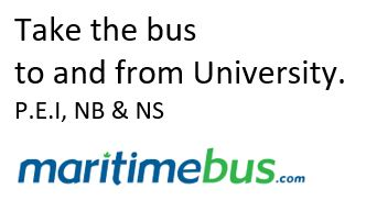 Take the bus to and from University